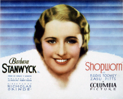 Shopworn (1932) | Barbara Stanwyck