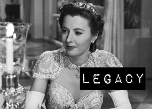 Barbara Stanwyck - Legacy Section - Films, Theater, Television, Radio and Awards